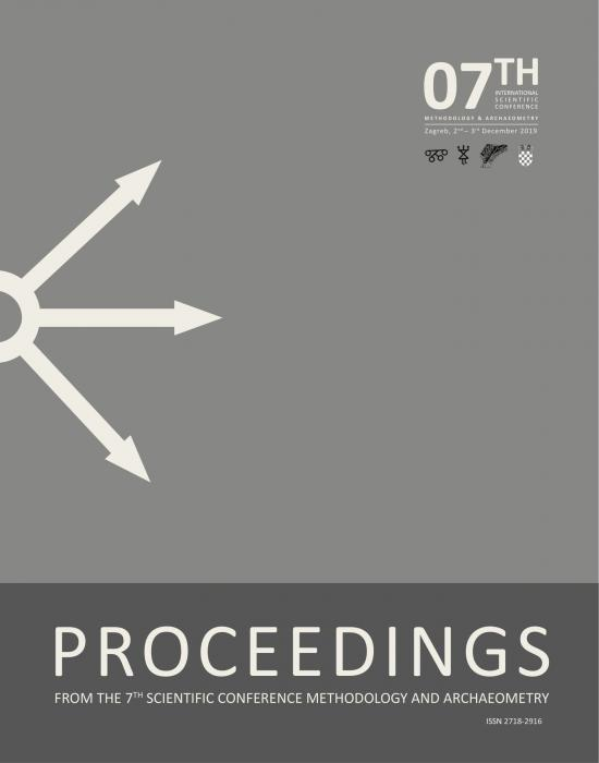 Korice Proceedings from the 7th Scientific Conference Methodology and Archaeometry