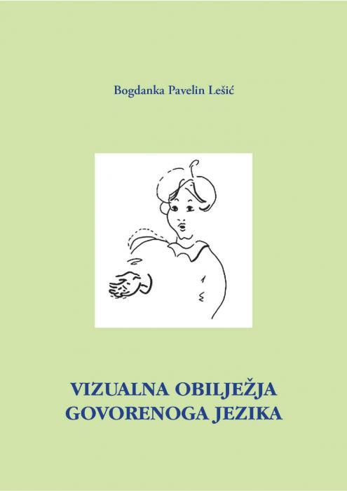Korice Vizualna obilježja govorenoga jezika