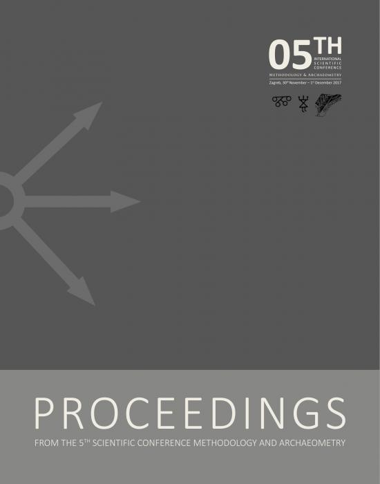Korice Proceedings from the 5th scientific conference Methodology and Archaeometry