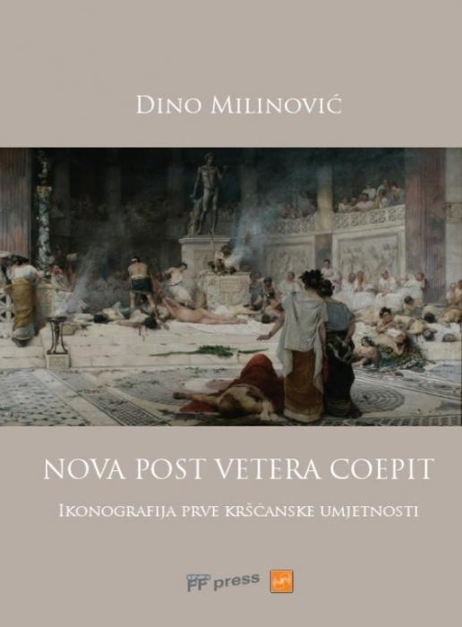 Korice Nova post vetera coepit: ikonografija prve kršćanske umjetnosti