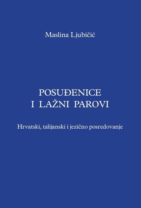 Korice Posuđenice i lažni parovi: hrvatski, talijanski i jezično posredovanje