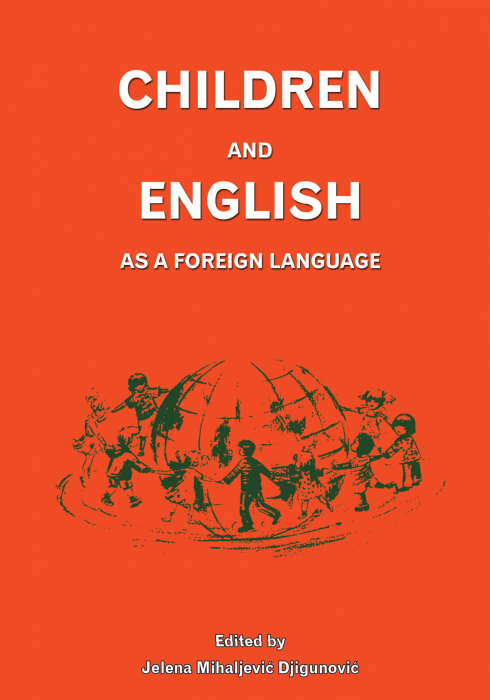 Korice Children and English as a foreign language
